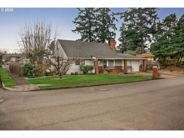 17038 SE Francis St, Portland, OR 97236 (MLS #20392848) :: Next Home Realty Connection