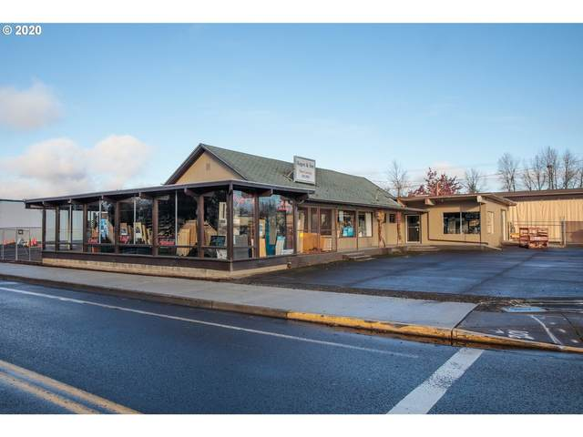 1324 E Main St, Cottage Grove, OR 97424 (MLS #20393061) :: Fox Real Estate Group