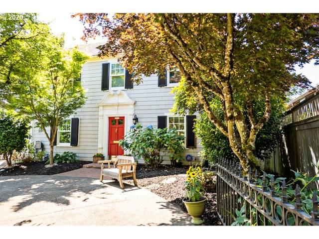 3515 SW Council Crest Dr, Portland, OR 97239 (MLS #20393188) :: Premiere Property Group LLC