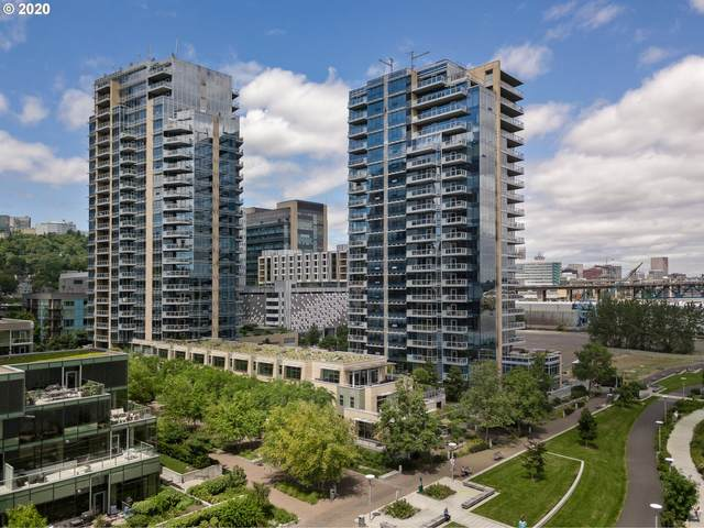 836 S Curry St #1508, Portland, OR 97239 (MLS #20393250) :: Fox Real Estate Group