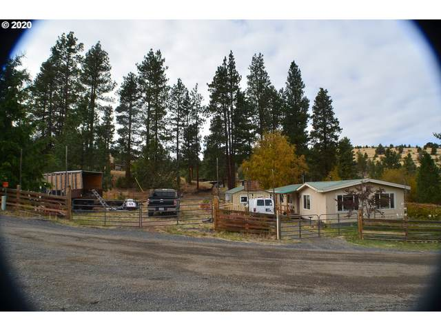 26048 Little Indian Creek Rd, John Day, OR 97845 (MLS #20393654) :: Change Realty