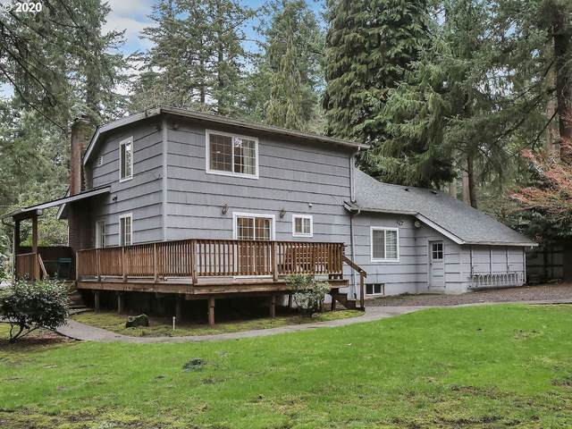 16570 Inverurie Rd, Lake Oswego, OR 97035 (MLS #20393670) :: Holdhusen Real Estate Group