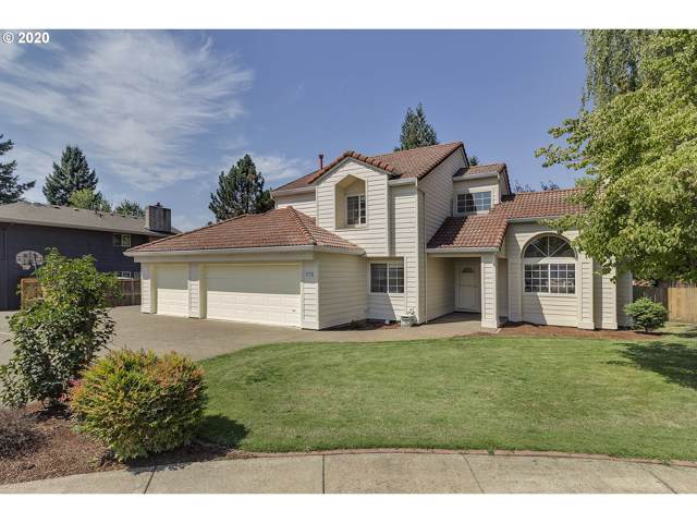 575 NW Queens Ct, Hillsboro, OR 97124 (MLS #20394176) :: Next Home Realty Connection