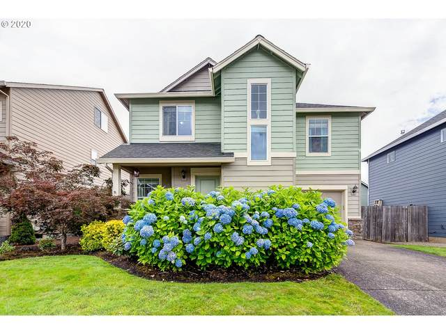 927 NW 2ND Ave, Canby, OR 97013 (MLS #20394369) :: Holdhusen Real Estate Group