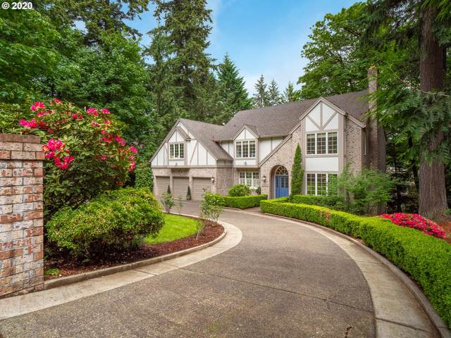 843 S Palatine Hill Rd, Portland, OR 97219 (MLS #20394444) :: Gustavo Group
