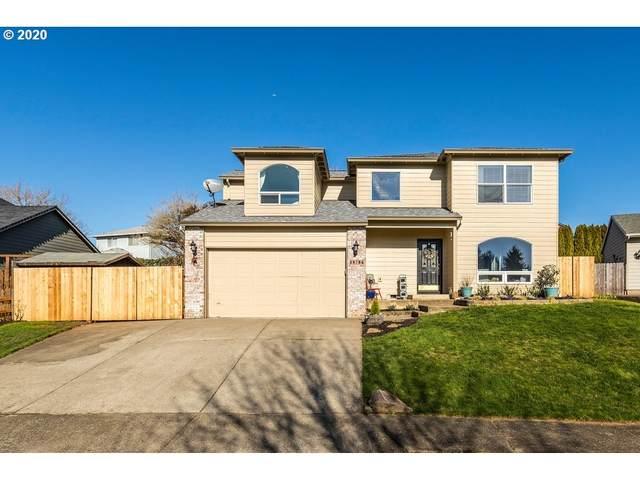 19786 Castleberry Loop, Oregon City, OR 97045 (MLS #20394484) :: Matin Real Estate Group