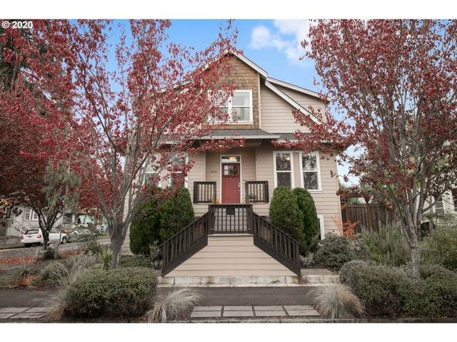 809 NE Mason St, Portland, OR 97211 (MLS #20394512) :: TK Real Estate Group