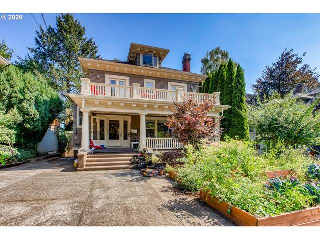 1425 SW Harrison St, Portland, OR 97201 (MLS #20394520) :: McKillion Real Estate Group