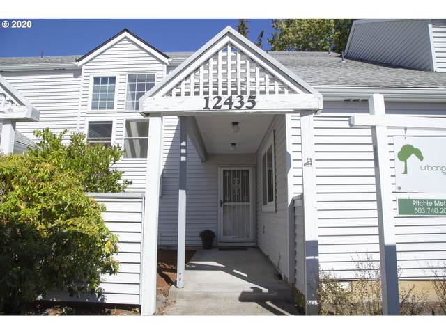 12435 SE Caruthers St, Portland, OR 97233 (MLS #20395000) :: The Liu Group