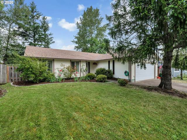 2155 SE Harlow Ave, Troutdale, OR 97060 (MLS #20395326) :: Change Realty