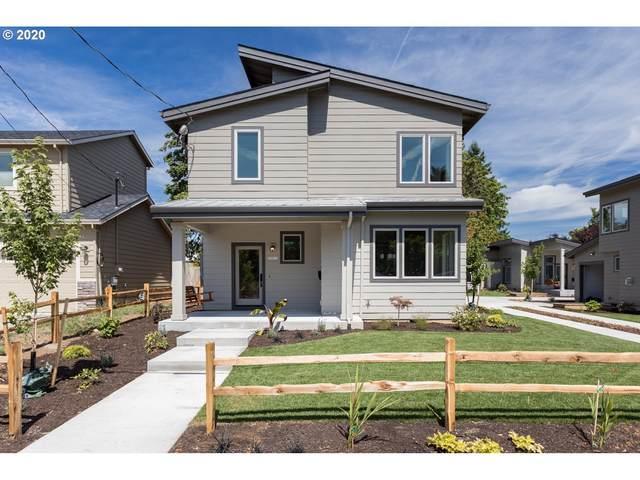 7027 SE Sherrett St A, Portland, OR 97206 (MLS #20395452) :: Homehelper Consultants