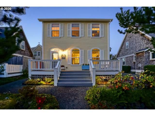 235 Oceanview St, Depoe Bay, OR 97341 (MLS #20395482) :: Brantley Christianson Real Estate