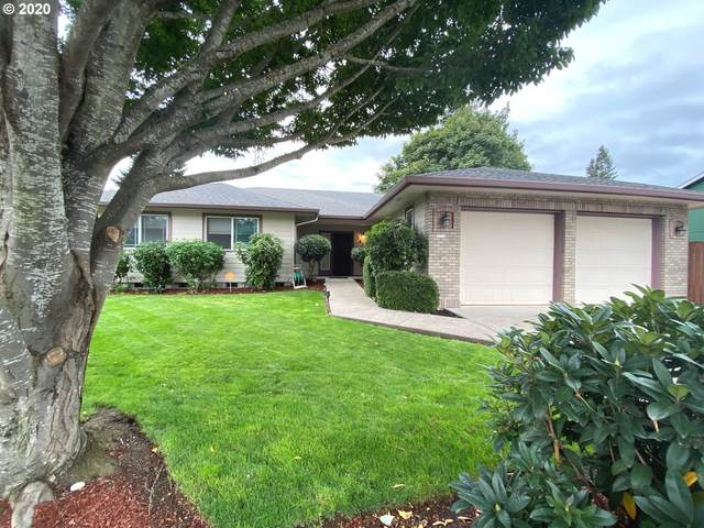 3845 Robbie St, Eugene, OR 97404 (MLS #20395832) :: Song Real Estate