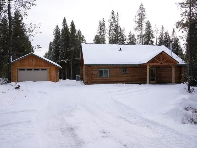 141907 Blue Sky Way, Crescent Lake, OR 97733 (MLS #20395892) :: Holdhusen Real Estate Group