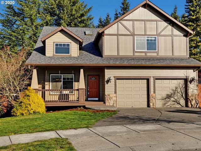 5829 NE Weller Ct, Hillsboro, OR 97124 (MLS #20395904) :: Skoro International Real Estate Group LLC