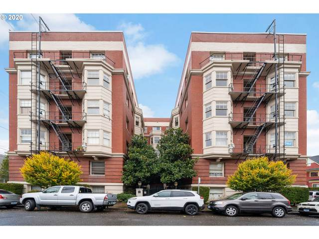 2083 NW Johnson St #45, Portland, OR 97209 (MLS #20396125) :: Lux Properties