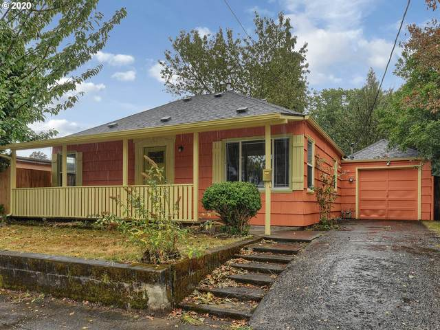 9124 SE Yamhill St, Portland, OR 97216 (MLS #20396488) :: Townsend Jarvis Group Real Estate