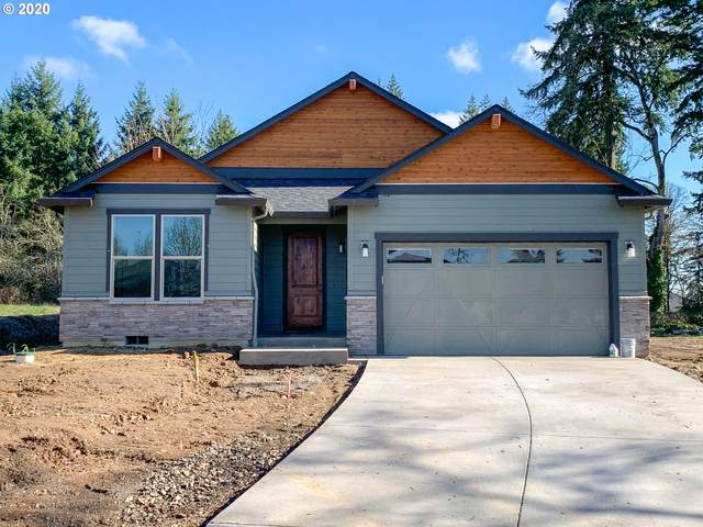 4112 SE 18TH Ave, Brush Prairie, WA 98606 (MLS #20396637) :: Beach Loop Realty