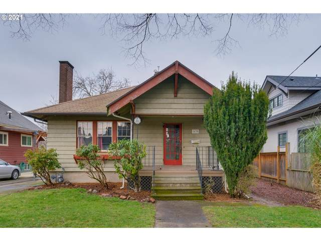 1635 N Watts St, Portland, OR 97217 (MLS #20396662) :: Song Real Estate