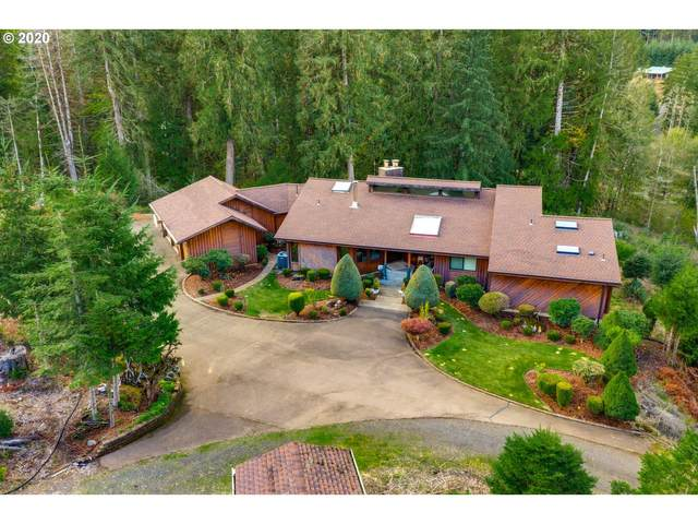 17419 NW Panther Creek Rd, Carlton, OR 97111 (MLS #20396856) :: Song Real Estate