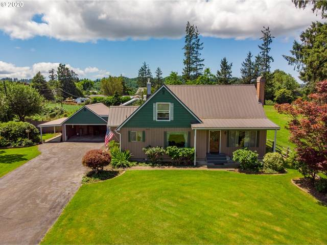3145 Gienger Rd, Tillamook, OR 97141 (MLS #20396913) :: Holdhusen Real Estate Group
