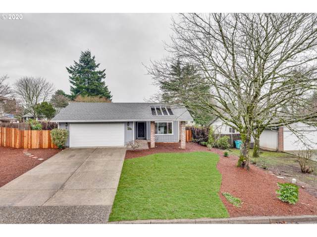 2213 SE 146TH Ave, Vancouver, WA 98683 (MLS #20396929) :: Gustavo Group