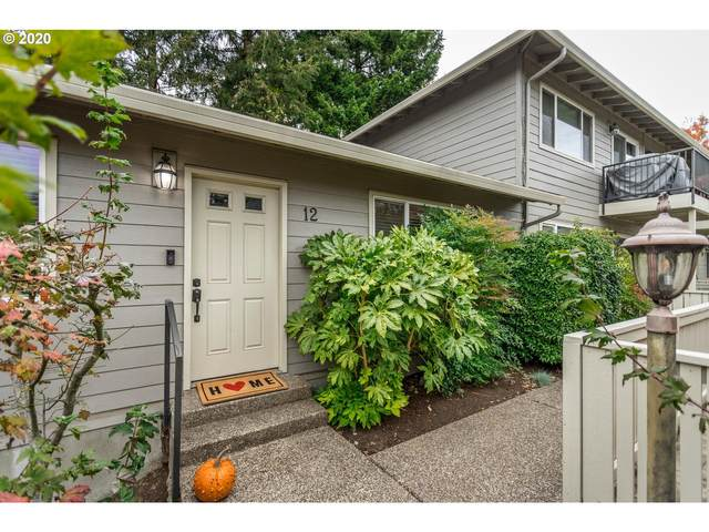2529 SW Spring Garden St #12, Portland, OR 97219 (MLS #20397420) :: Next Home Realty Connection