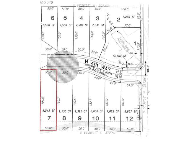N 4th Way #7, Ridgefield, WA 98642 (MLS #20397510) :: Change Realty