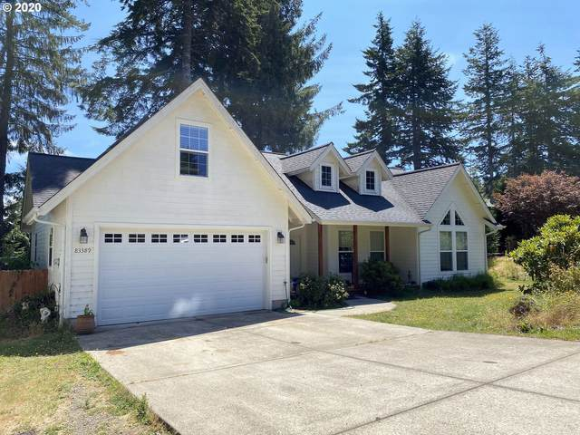 83389 Spruce Ln, Florence, OR 97439 (MLS #20398535) :: Beach Loop Realty