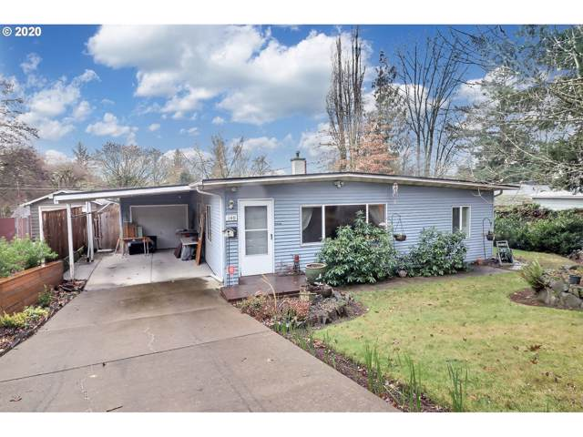 140 SW Henry Dr, Beaverton, OR 97005 (MLS #20398560) :: Townsend Jarvis Group Real Estate