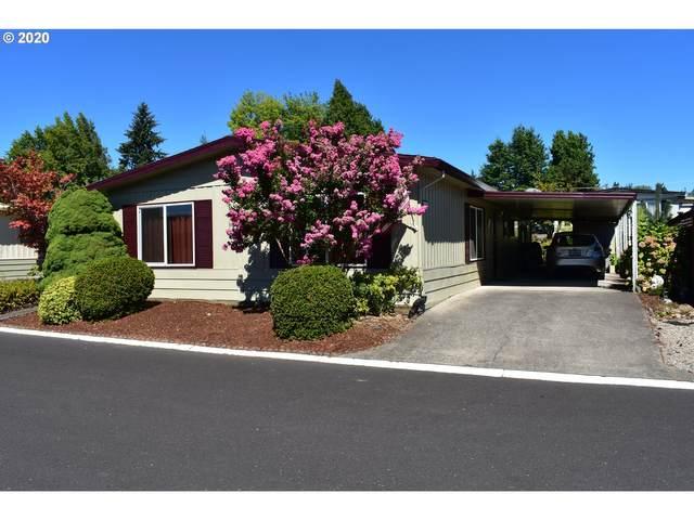 17023 SW Eldorado Dr #12, Tigard, OR 97224 (MLS #20398717) :: The Galand Haas Real Estate Team