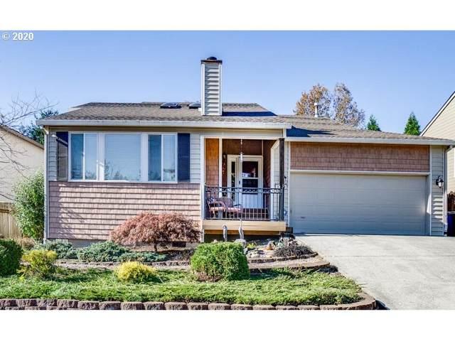 2439 NW Norwood Pl, Camas, WA 98607 (MLS #20399281) :: Brantley Christianson Real Estate