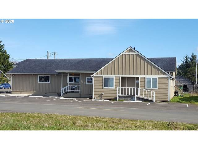 485 NW Cedar St, Waldport, OR 97394 (MLS #20399420) :: The Galand Haas Real Estate Team