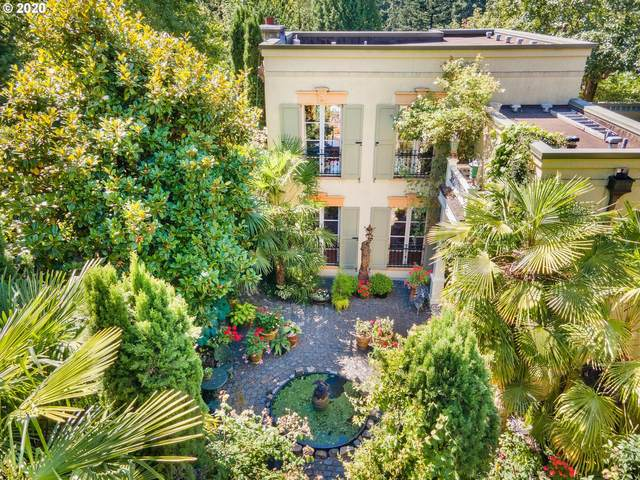1980 SW Terrace Dr, Portland, OR 97201 (MLS #20399585) :: Cano Real Estate