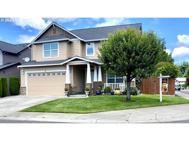 212 NW 151ST St, Vancouver, WA 98685 (MLS #20399718) :: McKillion Real Estate Group