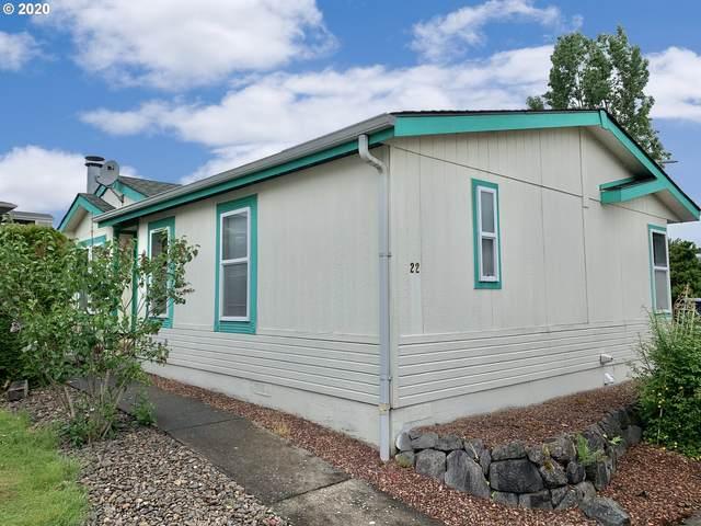 1805 NE 94TH St, Vancouver, WA 98665 (MLS #20400665) :: Premiere Property Group LLC
