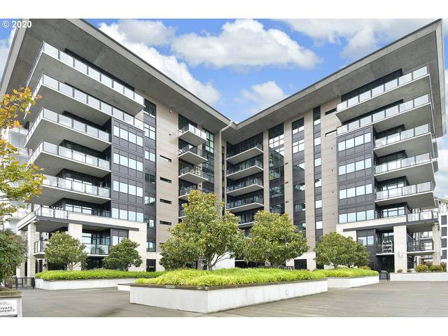 1830 NW Riverscape St #611, Portland, OR 97209 (MLS #20400682) :: Premiere Property Group LLC