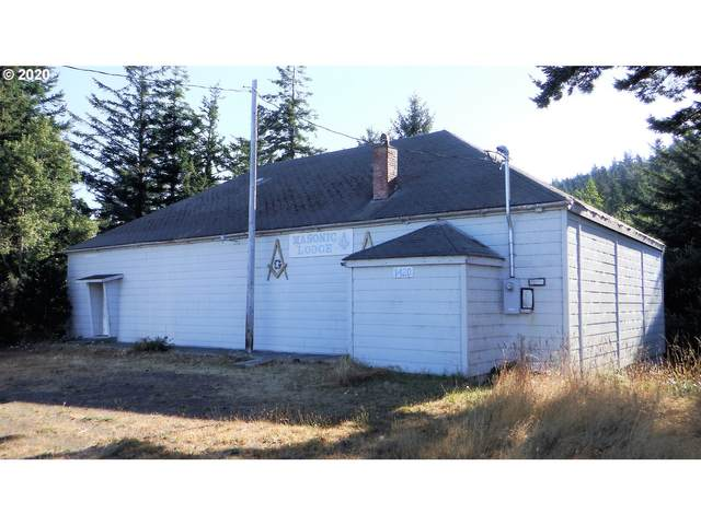 1420 Tichenor Ave, Port Orford, OR 97465 (MLS #20401177) :: Gustavo Group