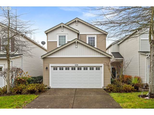 16200 SW Whistling Swan Ln, Beaverton, OR 97007 (MLS #20401183) :: Gustavo Group