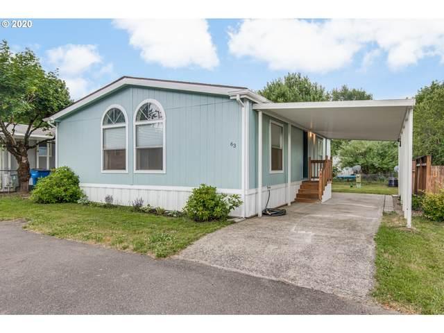 4501 Addy St #63, Washougal, WA 98671 (MLS #20401389) :: Fox Real Estate Group