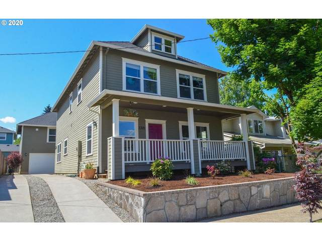 7321 NE 8TH Ave, Portland, OR 97211 (MLS #20401598) :: Holdhusen Real Estate Group