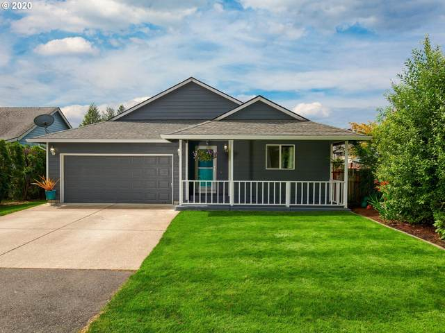 10849 NW Glencoe Rd, North Plains, OR 97133 (MLS #20401734) :: Cano Real Estate