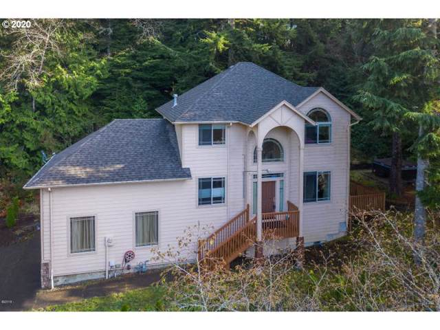 510 E Collins St, Depoe Bay, OR 97341 (MLS #20401890) :: Townsend Jarvis Group Real Estate