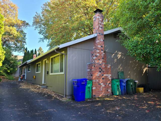 2126 NE 48TH Ave, Portland, OR 97213 (MLS #20402384) :: Change Realty