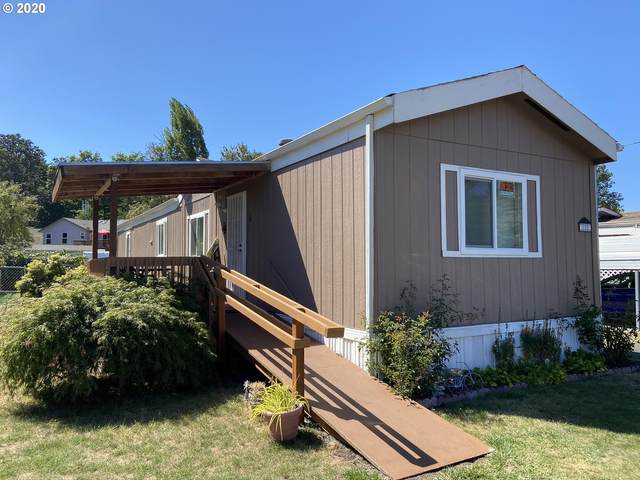 4475 Daisy St #132, Springfield, OR 97478 (MLS #20402625) :: McKillion Real Estate Group