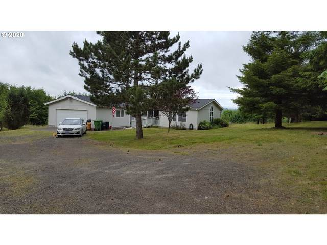73503 Debast Rd, Rainier, OR 97048 (MLS #20402787) :: Townsend Jarvis Group Real Estate
