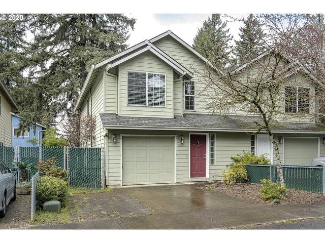 3813 SE 117TH Pl, Portland, OR 97266 (MLS #20402957) :: Holdhusen Real Estate Group