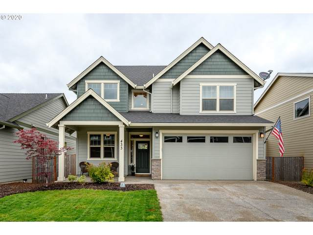 433 E Taylor Dr, Newberg, OR 97132 (MLS #20402961) :: Next Home Realty Connection