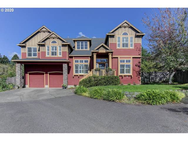4102 SE 162ND Ct, Vancouver, WA 98683 (MLS #20403317) :: McKillion Real Estate Group