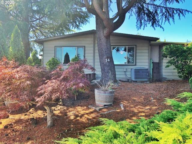 100 SW 195TH Ave #34, Aloha, OR 97006 (MLS #20403387) :: Next Home Realty Connection